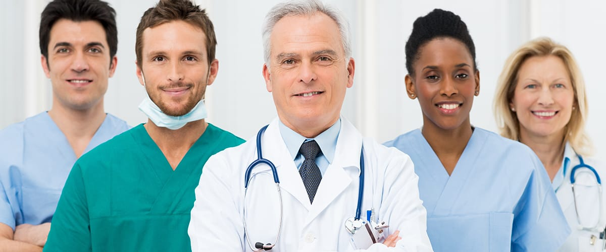 Access to leading healthcare specialists
